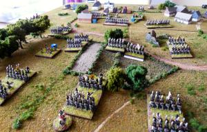 Austrians halted