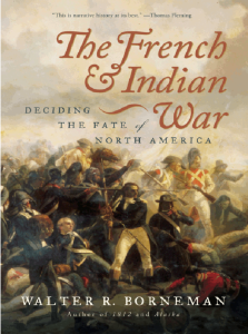 French Indian War Book